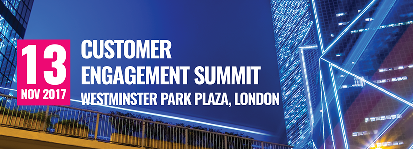 Cirrus exhibiting at Customer Engagement Summit 2017