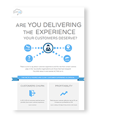 Are You Delivering The Experience Your Customers Deserve