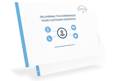 Delivering the Experience Your Customer Deserves