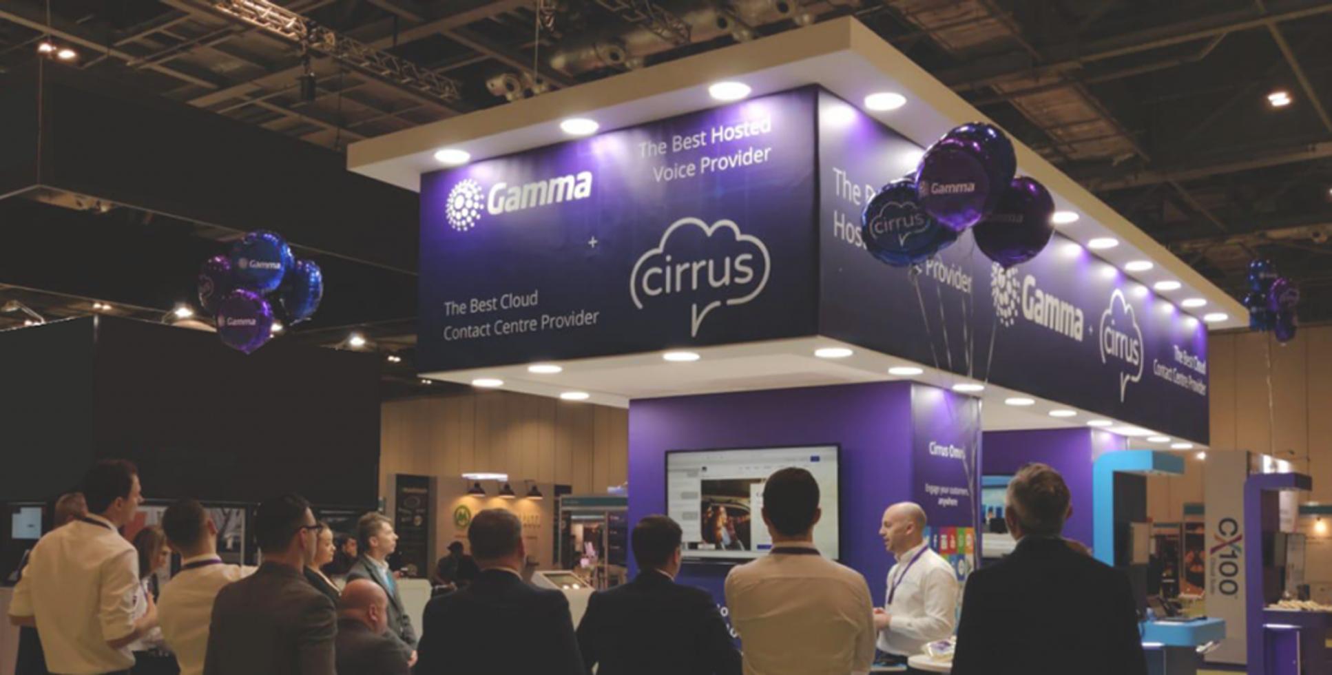 Cirrus and Gamma Partnership