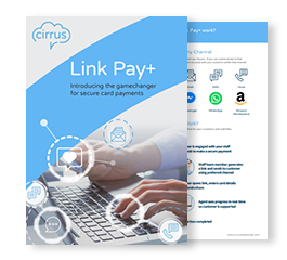 Cirrus Link Pay+