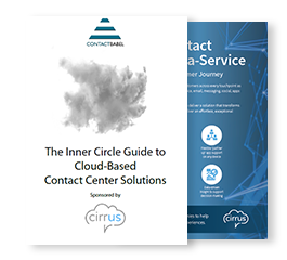 The UK Inner Circle Guide to Cloud Based Contact Center Solutions